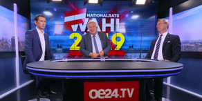 Fellner! Live: Kurz gegen Hofer im großen Wahl-Duell