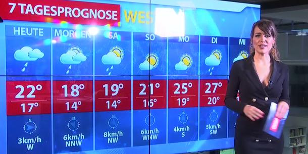 Wetterprognose 16 Tage