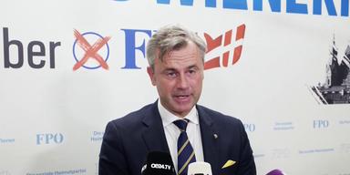 Hofer-Kritik an Regierung: 'Österreicher werden gegart'