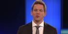ZIB2-Schrecksekunde: Knall im ORF-Studio