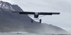 Dieses Flugzeug kann auf einer Münze landen