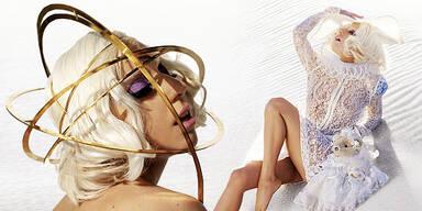 Lady Gagas Fashion-Jahr