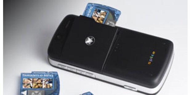 Mini-DVD-Laufwerk fürs Handy