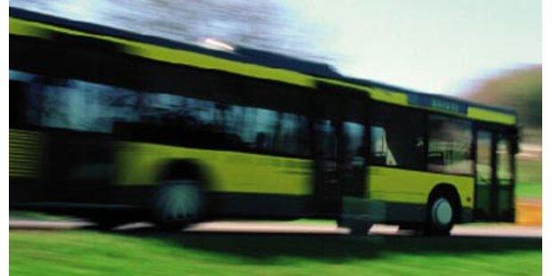Massen-Schlägerei im Linienbus