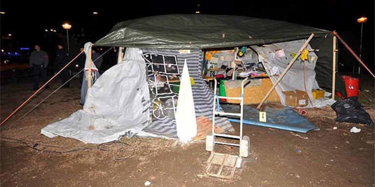 Asyl: Kommen jetzt Zeltstädte?