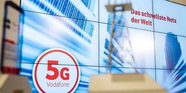 5G-Mobilfunk mit 10 GB/s gezeigt
