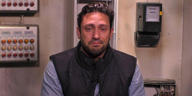 Tränen bei Big Brother: Der Bachelor trauert