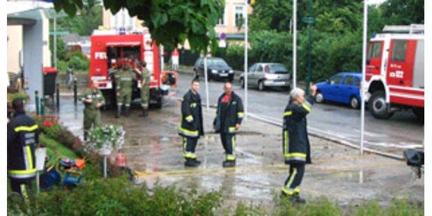 Hochwasser-Alarm in Niederösterreich