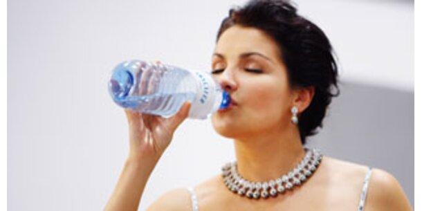 Kult-Getränk Wasser