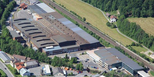 Voest baute Werk um 15,5 Mio. Euro aus