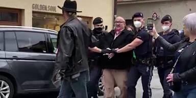 Verhaftung von oe24-Reporter wird zum Fall fürs Parlament