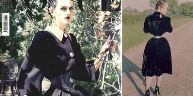 Vogue-Covermodel schockt mit 33cm-Taille