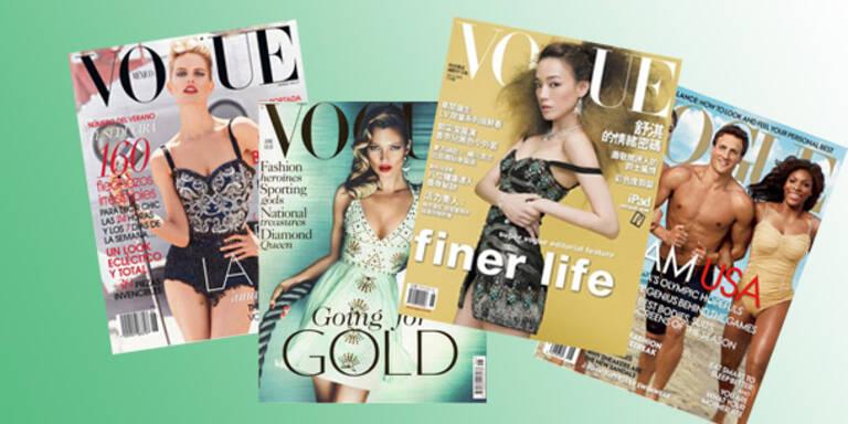 So (un)gesund sind die Vogue-Cover