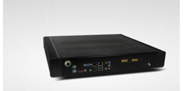 Geräuschloser Multimedia-PC aus Österreich