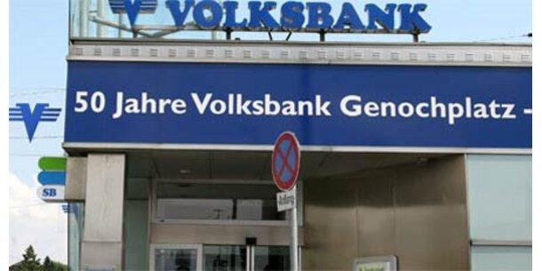 Volksbank mit 402 Mio. Vorsteuerverlust