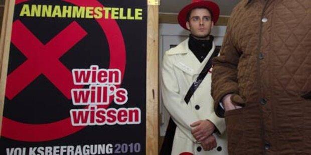 Endergebnis: 411.075 Wiener stimmten ab