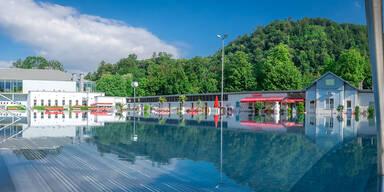 Bild Volksgartenbad Salzburg