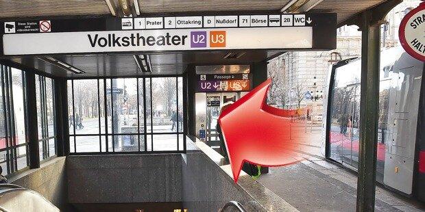 U-Bahn-Toter hatte 4 Promille