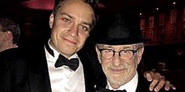 Austro-Filmer trifft Steven Spielberg