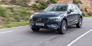 Volvo schärft XC60 und 90er-Reihe nach