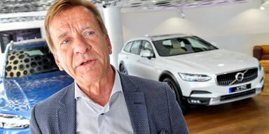 Volvo-Chef: Böser Seitenhieb auf Tesla