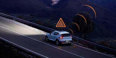 Volvo bringt zwei neue Assistenzsysteme