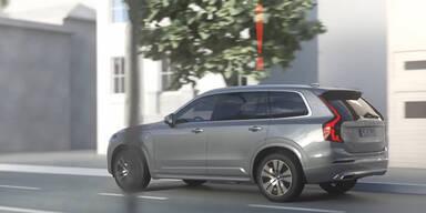 Volvo: Cockpit-Kameras & Spezial-Schlüssel