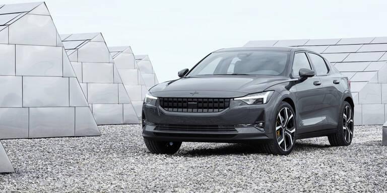 Polestar 2: Günstiger Model-3-Gegner von Volvo