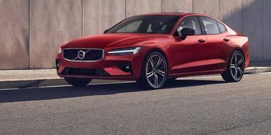 Das ist der völlig neue Volvo S60