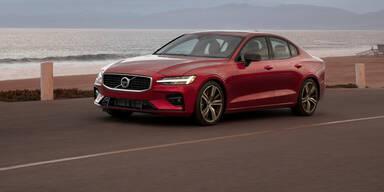 Alle Volvos nur mehr 180 km/h schnell