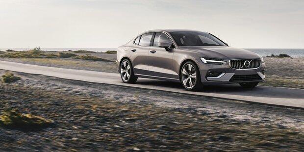 Neuer Volvo S60 ab sofort in Österreich