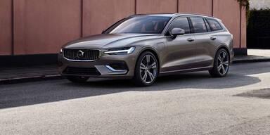 So schick ist der neue Volvo V60