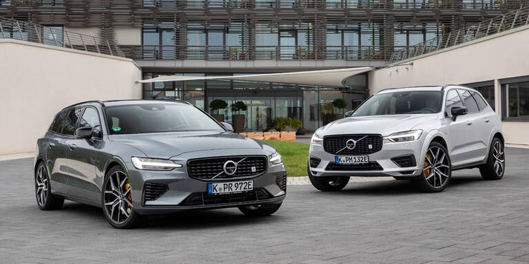 Alle neuen Volvos ab sofort nur mehr 180 km/h schnell