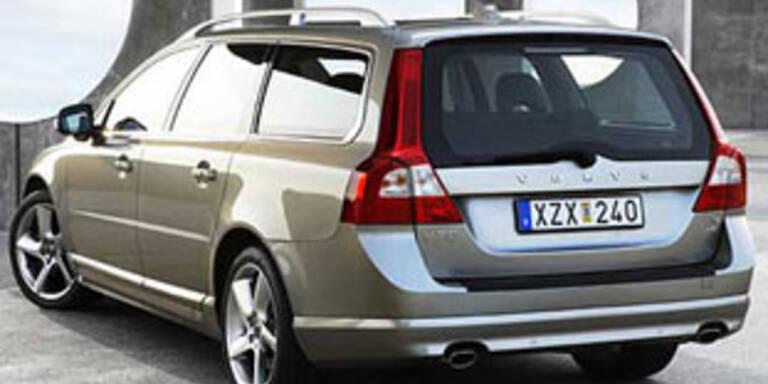 Volvo ruft in Österreich 200 Autos zurück