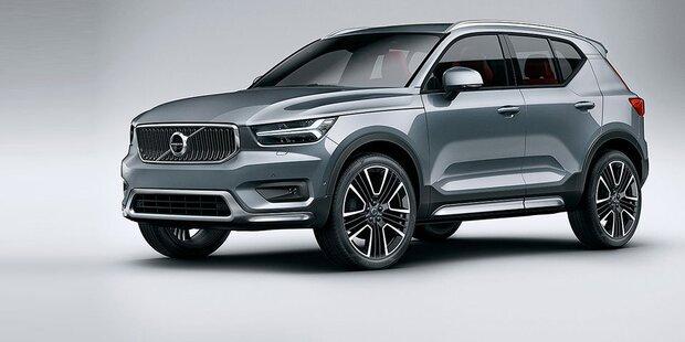 Volvo hübscht den neuen XC40 weiter auf