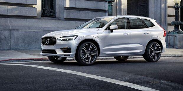 Startschuss für den neuen Volvo XC60