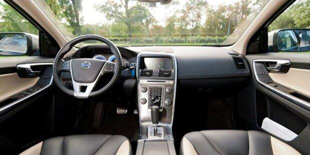 Der Volvo XC60 T6 R-Design im Test