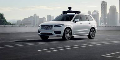 Volvo hat sein Roboter-Auto fertig