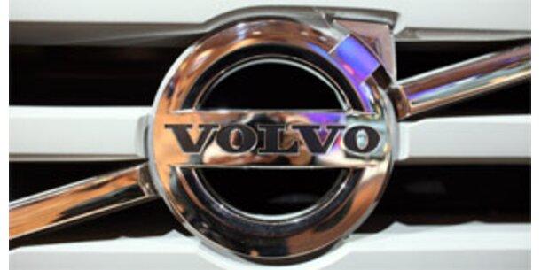 Volvo bekommt schwedische Staatsgarantie