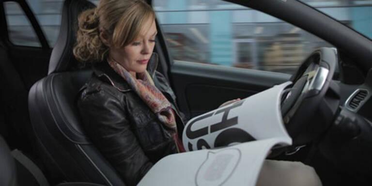 Deutschland erlaubt autonome Autos