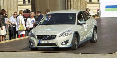 Produktionsstart für den Volvo C30 Electric
