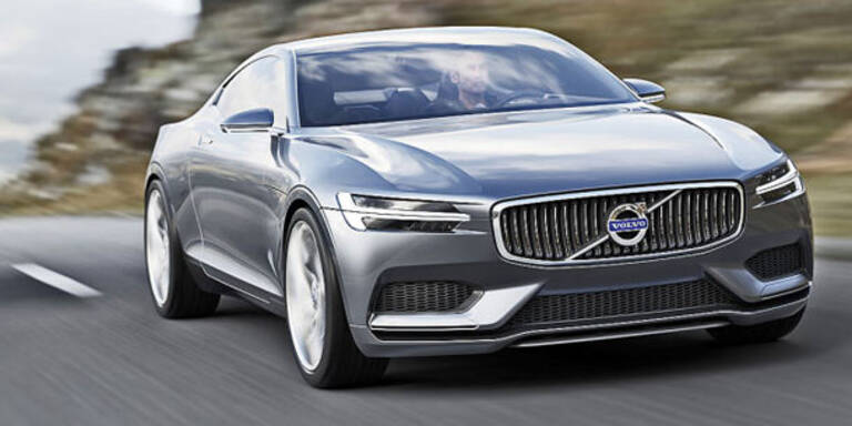 Das ist das neue Volvo-Gesicht