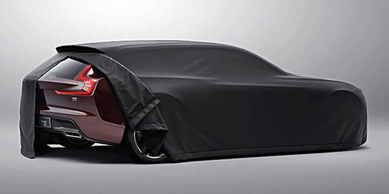 Volvo zeigt das Concept Estate