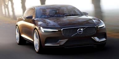 So sieht Volvos nächster Kombi aus