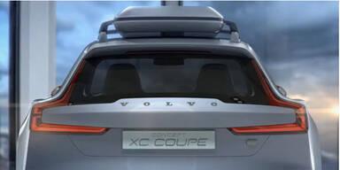Volvo zeigt das Concept XC Coupé
