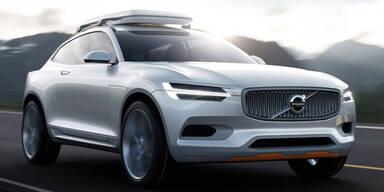 Das ist das Volvo Concept XC Coupé