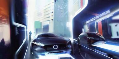 Volvo greift mit Elektroauto an