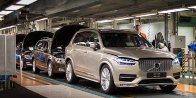 Volvo will gegen BMW & Co. punkten