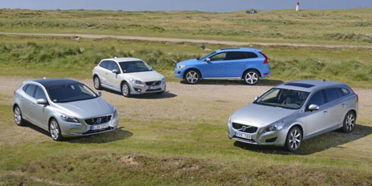 Start für Volvos neuen 136 PS-Diesel