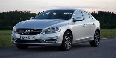 Volvo S60 und V60 mit neuem Diesel
